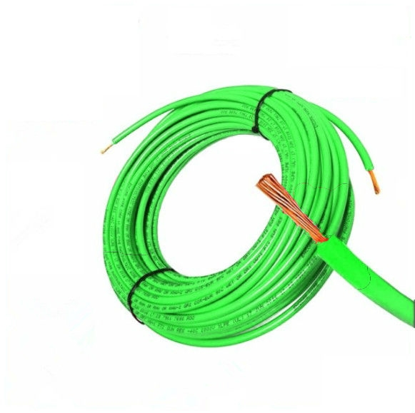 HDT Heavy thermoplastic flame-retardant insulation wire